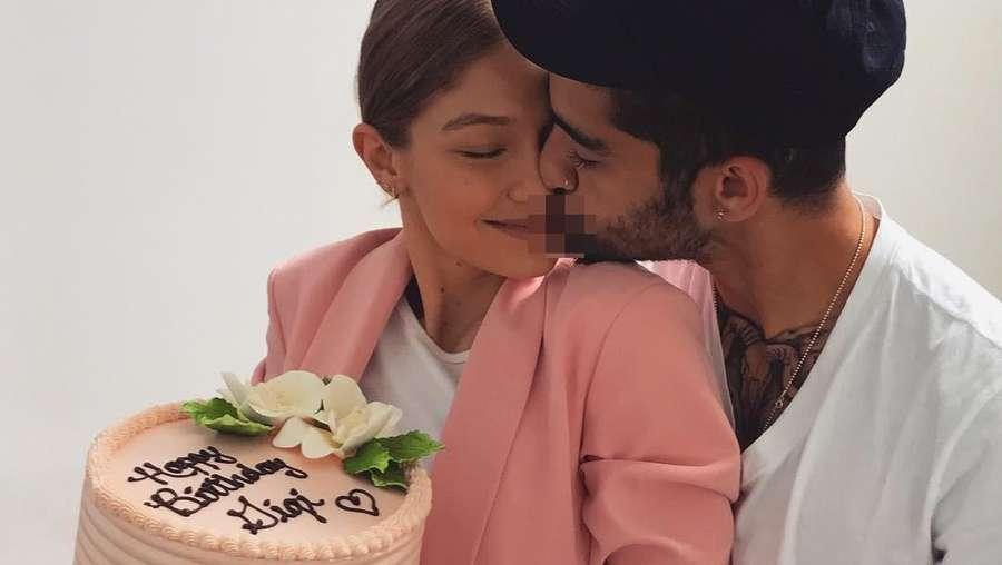 Mesranya Gigi Hadid dan Zayn Malik