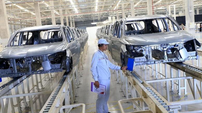 Gaikindo Ingin Merek-merek Memproduksi Mobil di RI