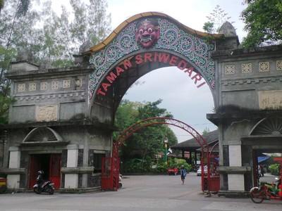 Ngabuburit di Solo, Asyiknya ke Taman Sriwedari