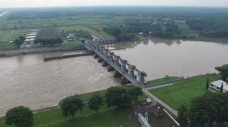 Bangun Irigasi Hingga Jalan di Sumsel, Pemerintah Gelontorkan Rp 2,5 T