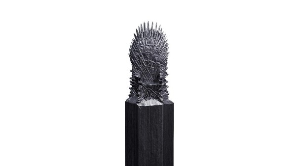 Bagi Salavat Fidai, Ukiran Iron Throne Jadi yang Tersulit