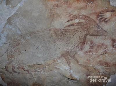 Ingin Belajar Sejarah, Bone Punya Gua Gambar Prasejarahnya!