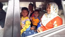2 Penumpang Mobil yang Ditembaki Polisi Diizinkan Pulang dari RS