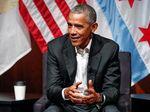 Ke Bali, Obama dan Keluarga Dikawal Secret Service