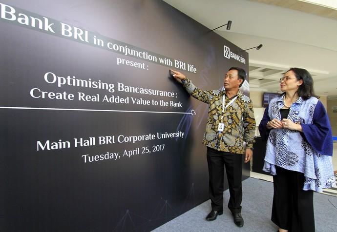 BRI Targetkan fee Bancassurance Rp 213 Miliar