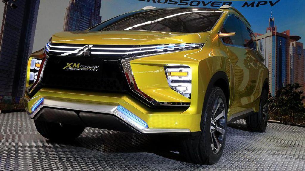 Nissan Gunakan Platform Mitsubishi XM Concept Untuk Mobilnya