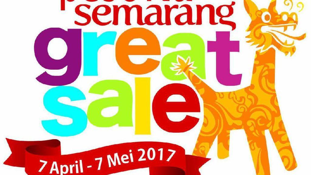 Saatnya Belanja Sampai Puas di Semarang Great Sale