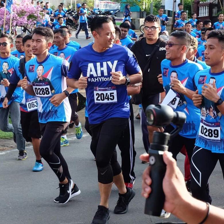 Gerilya ke Kepri, Agus Yudhoyono Bicara Indonesia Emas 2045