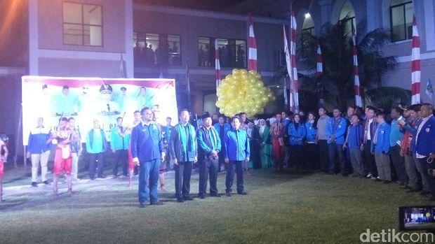 Jambore Nasional di Ambon, Menpora: Pemuda Majukan Maritim RI