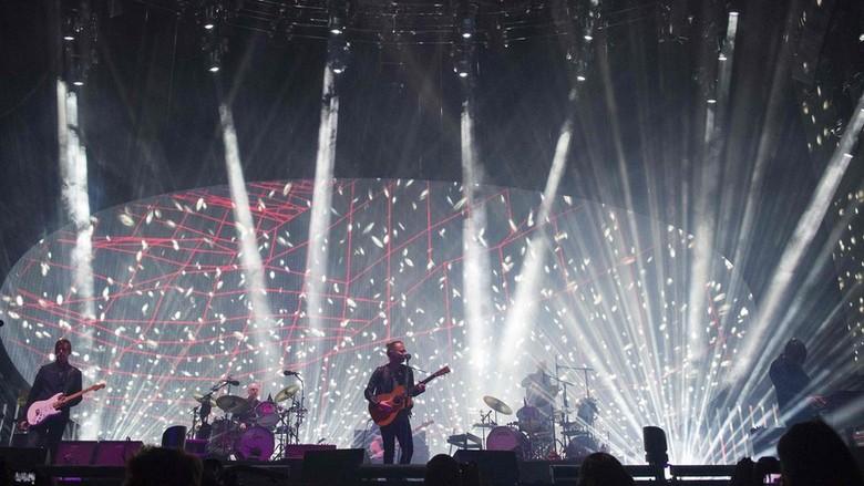 Para Tokoh Serukan Radiohead Batalkan Konser di Israel