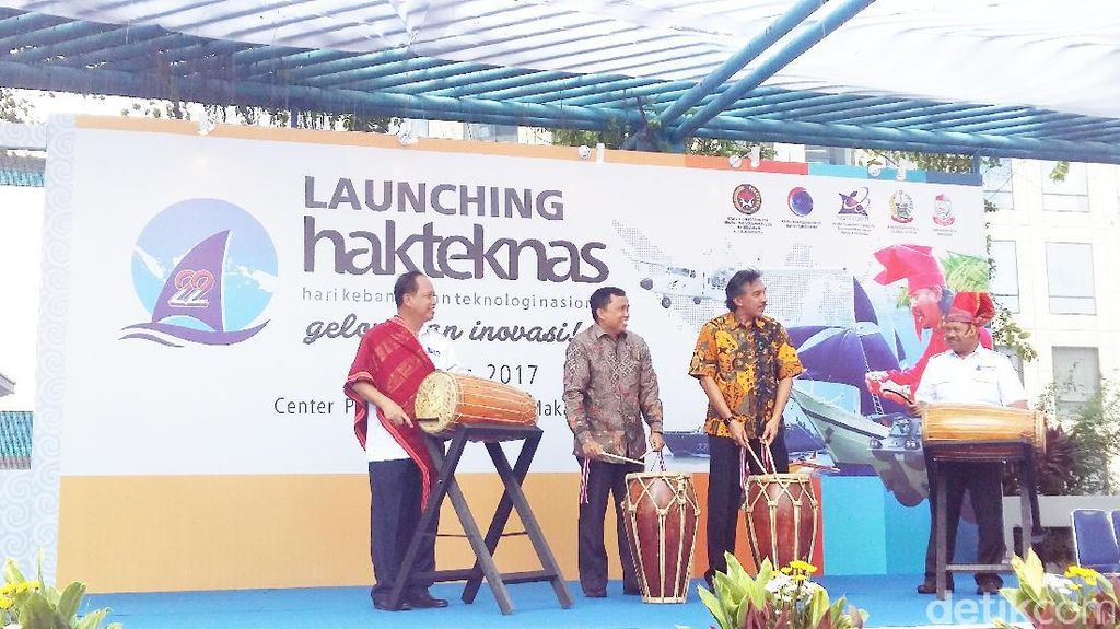 Pembangunan Maritim Jadi Tema Hakteknas ke-22 di Makassar
