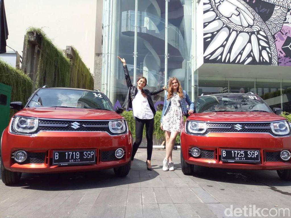 Harga Berdekatan, Suzuki Tak Khawatir Ignis Makan Karimun