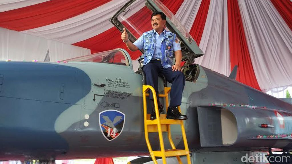 TNI AU Gandeng Kemenhub untuk Integrasikan Radar