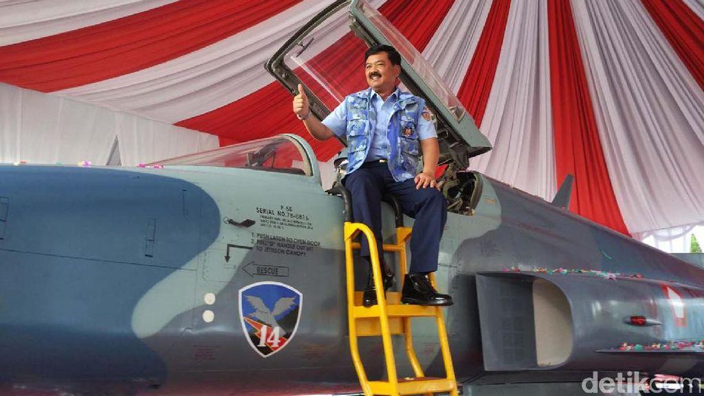 TNI AU Masih Cek Spesifikasi Heli AW 101