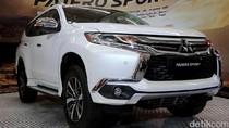 Diproduksi di Cikarang, Harga Mitsubishi Pajero Sport Turun?