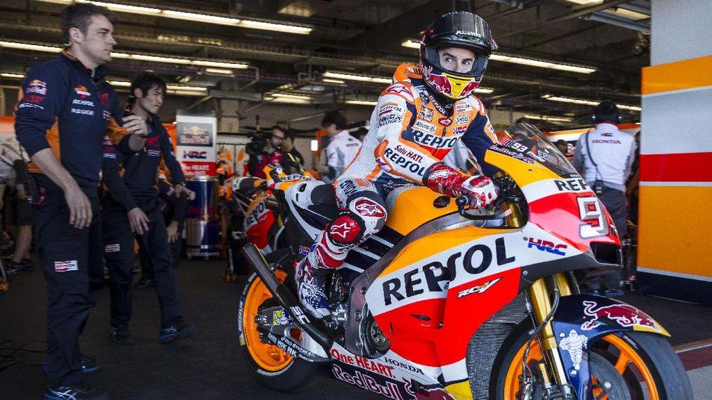 Meski Menang di Austin, Marquez Sebut Motornya Masih Belum Sempurna