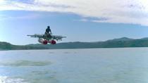 Seperti Ini Aksi Mobil Terbang Buatan Pendiri Google