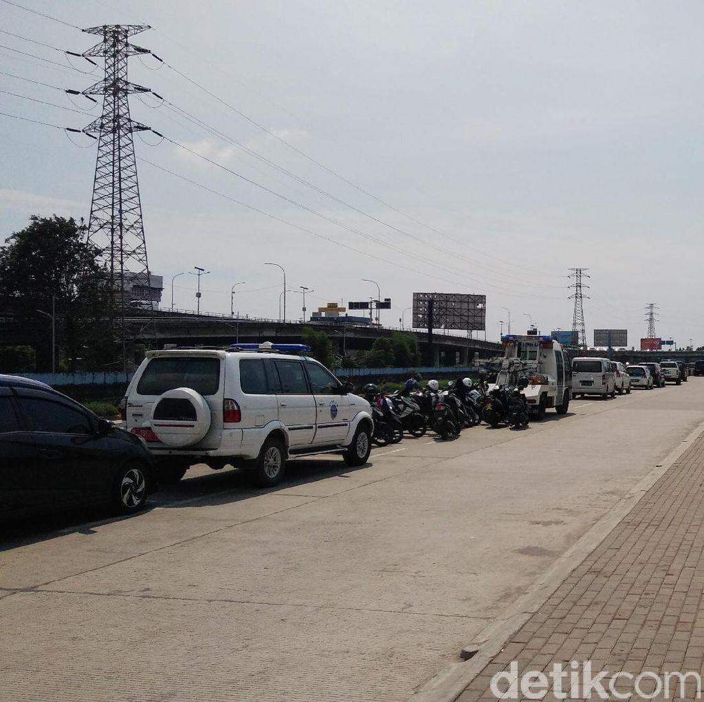 Minggu Ini Dishub akan Pasang Gerbang Parkir di Kalijodo