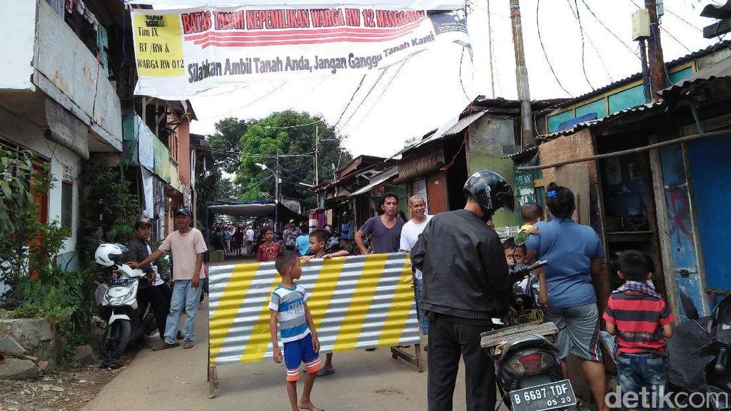 Tolak Digusur, Warga Manggarai Berencana Mengadu ke DPRD DKI