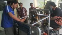 Disnaker Kabupaten Pasuruan Jadi Tujuan Studi Banding Daerah Lain
