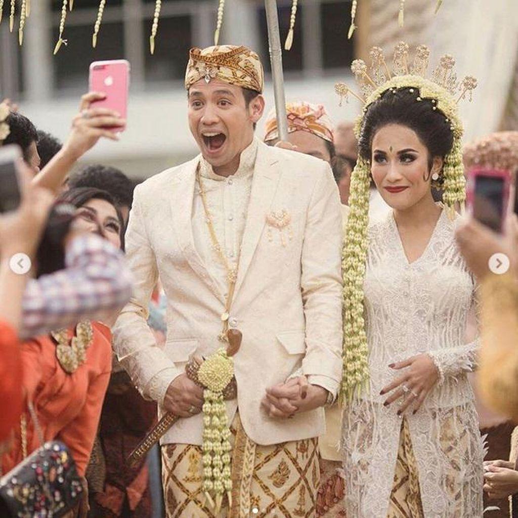Ramadan Pertama Jadi Suami, Tarra Budiman Bahagia Ada yang Mengurus