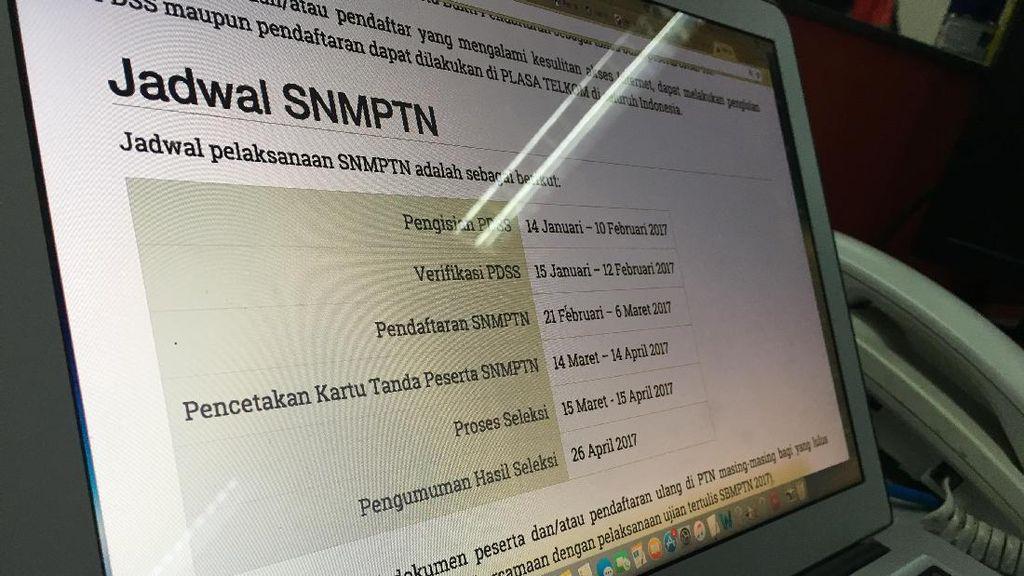 Diumumkan Rabu Siang, Hasil SNMPTN 2017 Bisa Disimak di detikcom