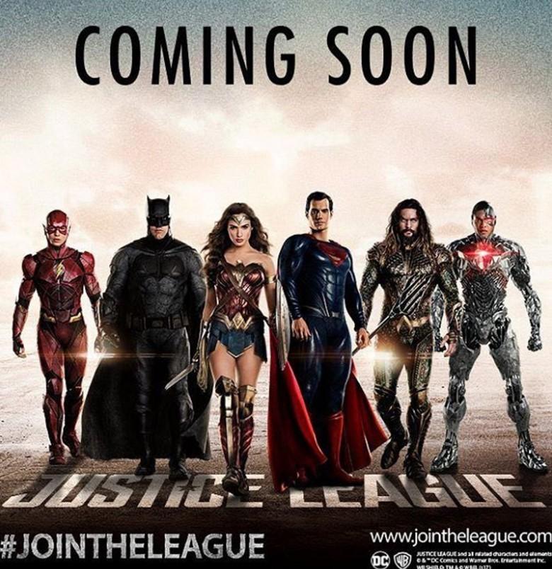 Syuting Ulang Justice League Fokus pada Karakter Cyborg