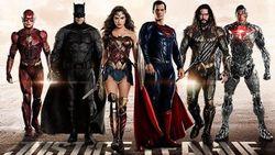 Justice League Ungkap Markas Rahasia The Flash