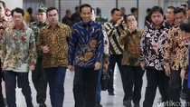 Jokowi Resmikan Pabrik Mobil Mitsubishi di Cikarang