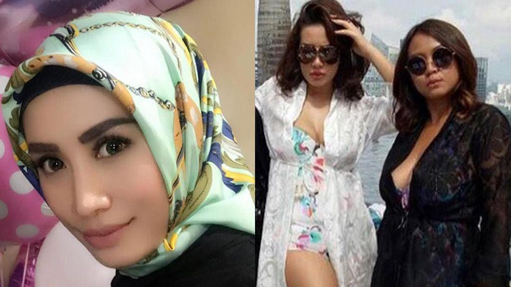 Dari Hijab Jadi Seksi Lagi, Shinta Bachir Tak Ambil Pusing Terus Dihujat