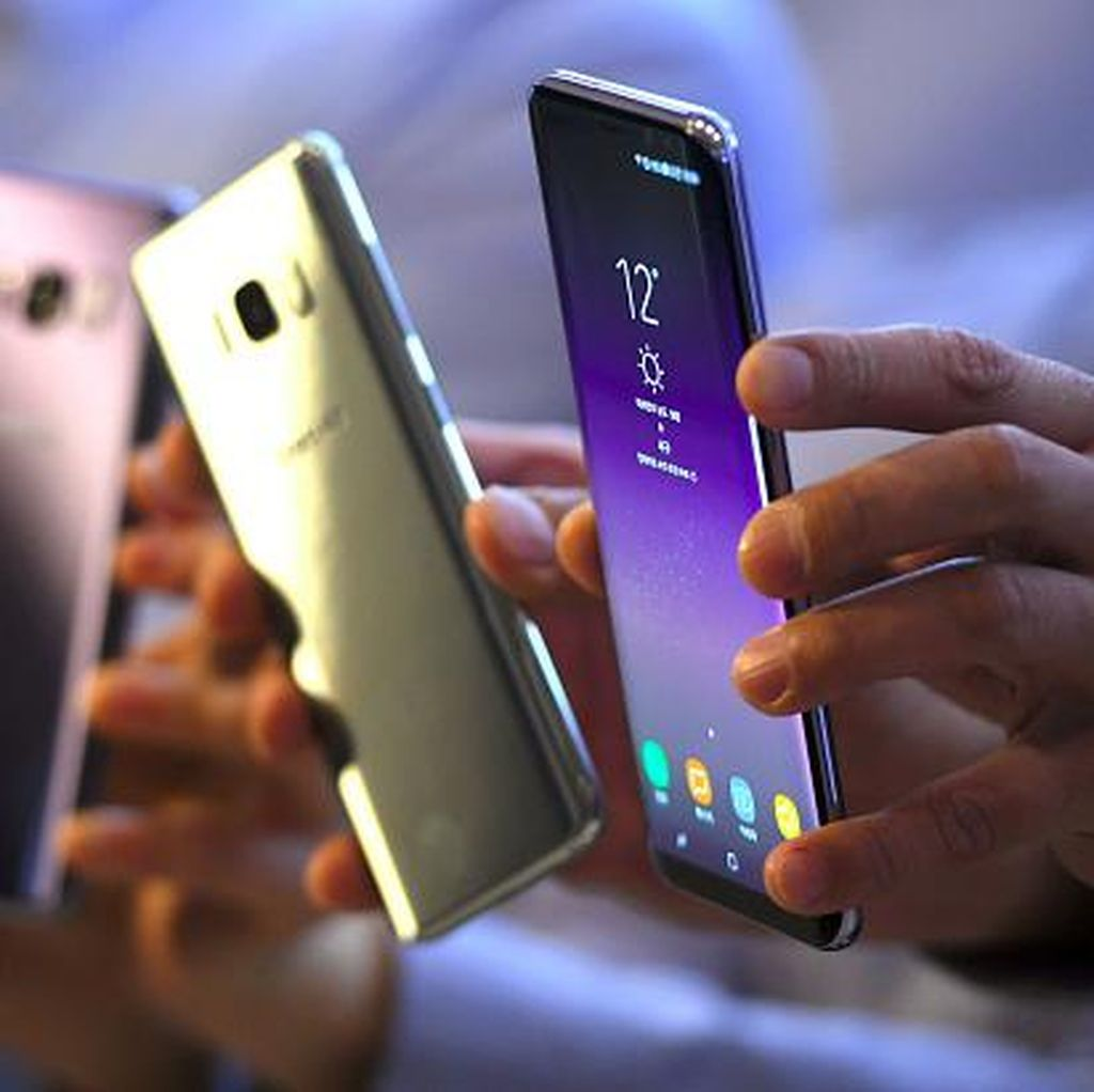 Star: Nama Sandi Samsung Galaxy S9