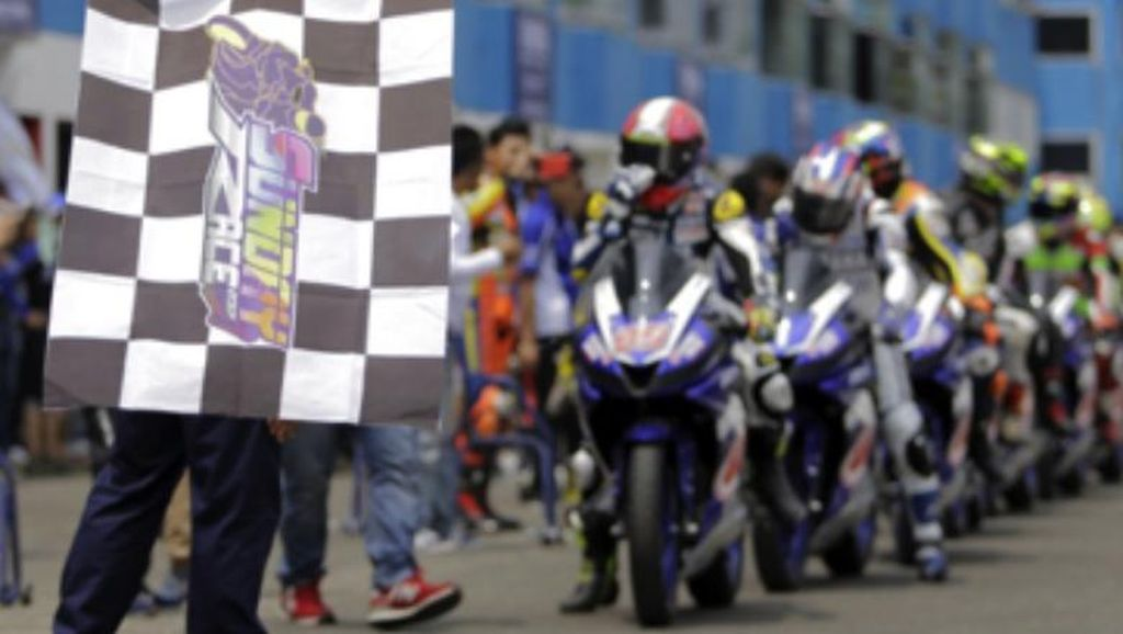 Konsumen Yamaha Booking Online Riding Experience All New R15 VVA