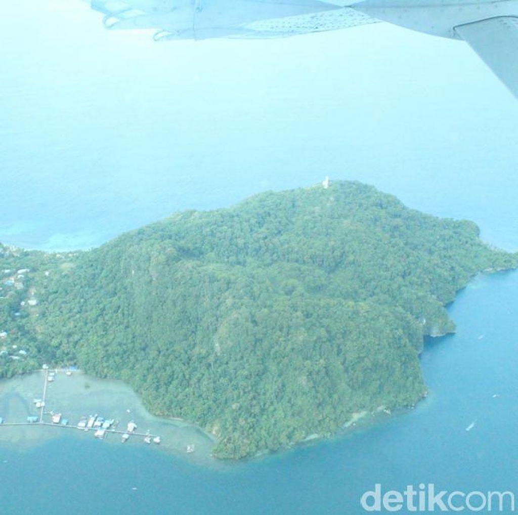 Patung Yesus di Papua Habiskan Rp 500 M,  Diklaim Termegah di Dunia