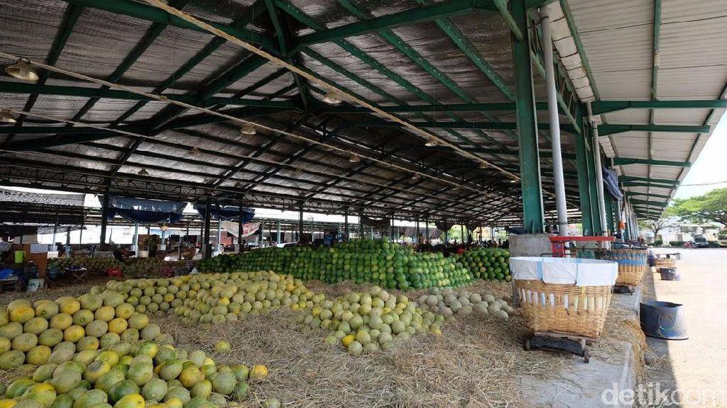 Pemkot Surabaya Tidak Toleransi Pasar Grosir Langgar Aturan