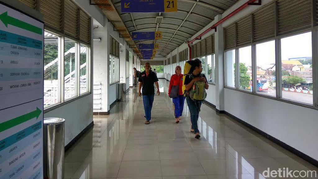 Wajah Baru Terminal Purabaya Bungurasih