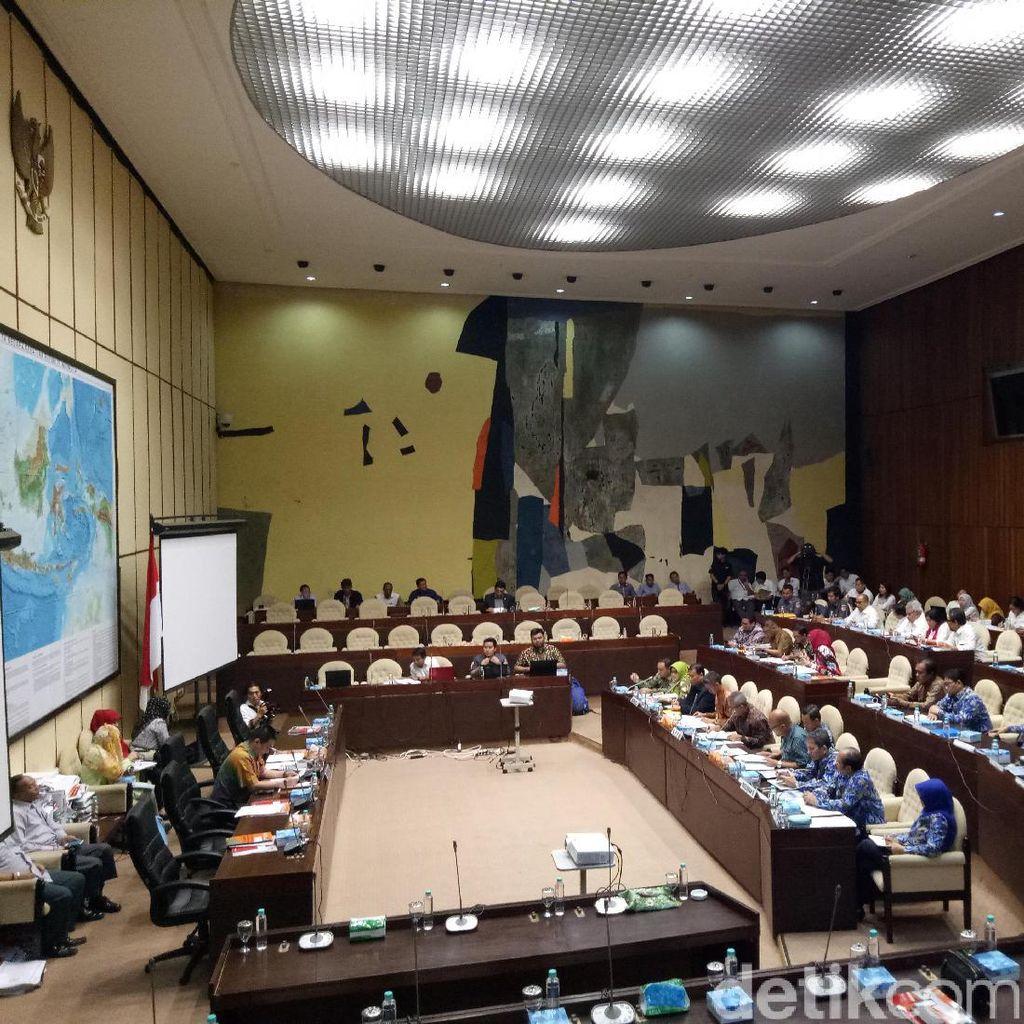 Komisi II Gali Strategi Ombudsman Kenalkan Diri ke Masyarakat