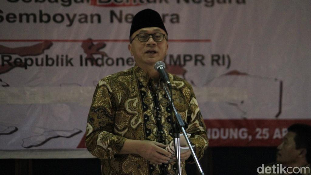 Ketua MPR: Pilgub Jabar 2018, Tetap Jaga Persatuan dan Kesatuan