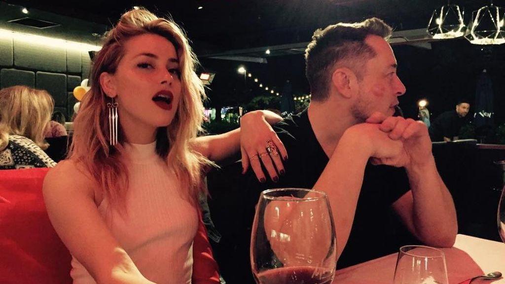 Cerai dari Johnny Depp, Amber Heard Konfirmasi Asmara dengan Miliuner