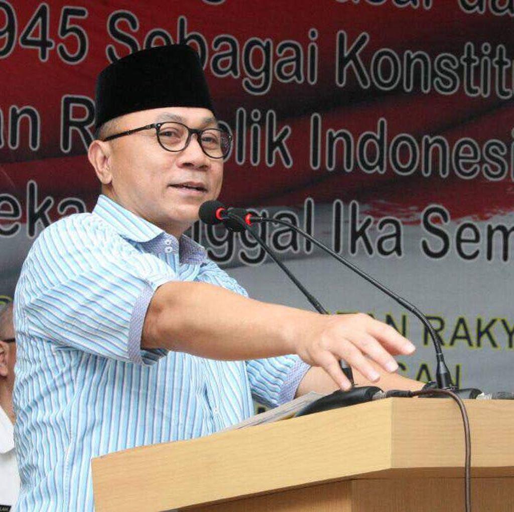 Ketua MPR: Pilih Pemimpin yang Bersih dan Bisa Salurkan Aspirasi