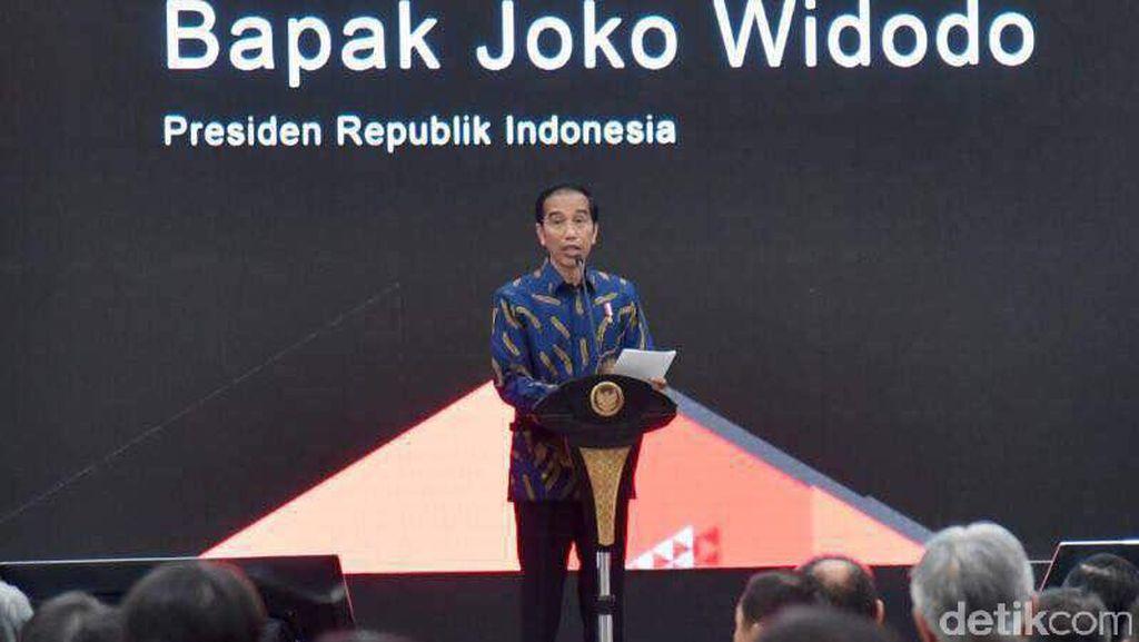 Jokowi: Kodrat Bangsa Kita Adalah Bhinneka Tunggal Ika