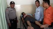 Gara-gara Ketiduran di Kapal Feri, Eris Nekat Loncat di Selat Sunda