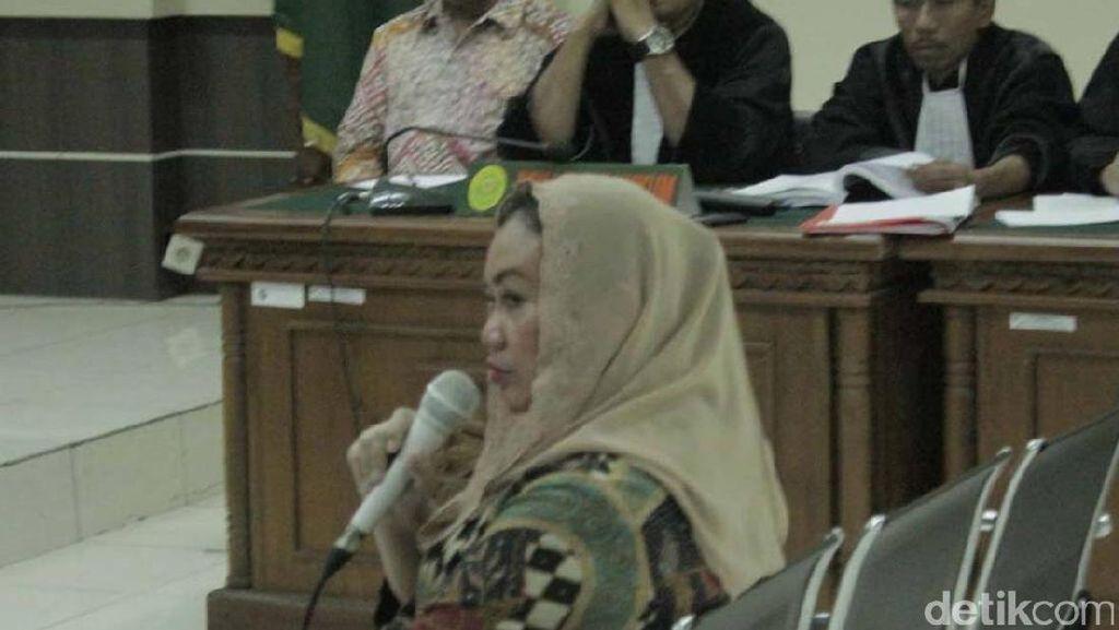 Bupati Klaten Nonaktif Akui Suap Jabatan Tradisi dari Kepala Daerah Sebelumnya