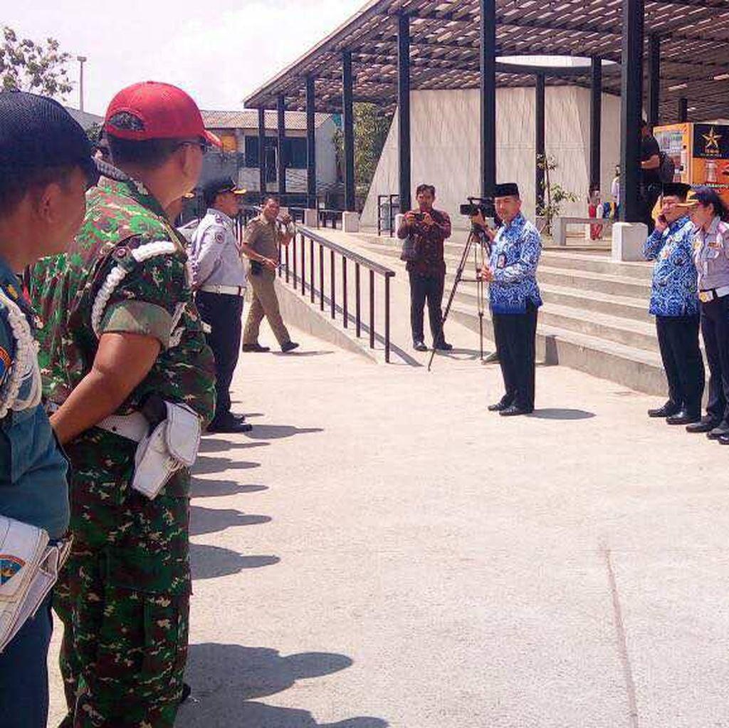 Dishub DKI: 9 Personel TNI dan Polri Tambah Penjagaan Kalijodo