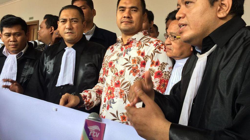 Kembali Diadili, Saipul Jamil Didakwa Menyuap Wakil Ketua PN Jakut