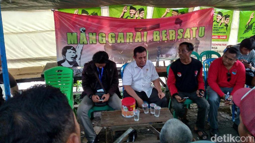 Warga Manggarai Minta DPRD Tunda Kunker Hingga Polemik Selesai