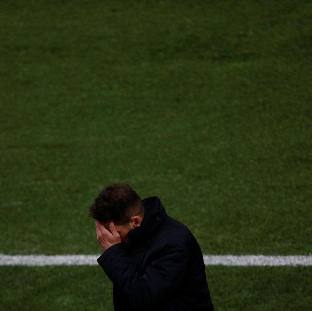 Atletico Hadapi Empat Laga Final untuk Raih Tiket Liga Champions