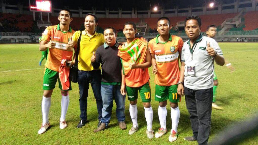 Tambah Kekuatan, PS Bengkulu Rekrut Pemain dari PPLM
