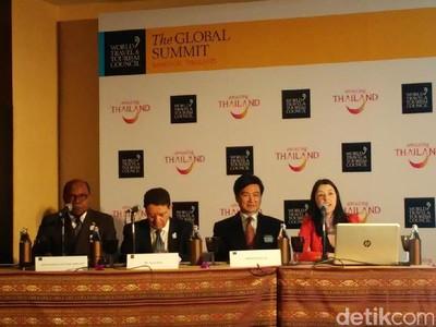 Sidang UNWTO Dibuka di Bangkok, Pariwisata Berkelanjutan Jadi Tema Utama