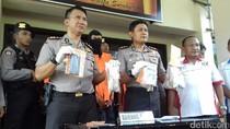 Polresta Surakarta Amankan Tiga Pengedar Ganja