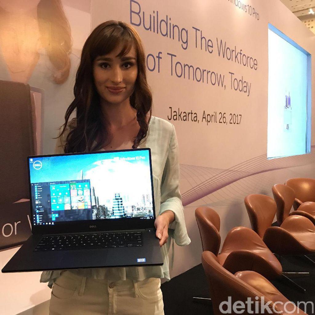 Dell Precision 5520: Spek Gahar, Tampang Menawan